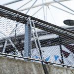 Frames for Balustrading Jakob Webnet Olympic Park