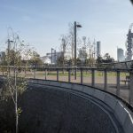 Jakob Webnet Balustrading at Queen Elizabeth Olympic Park
