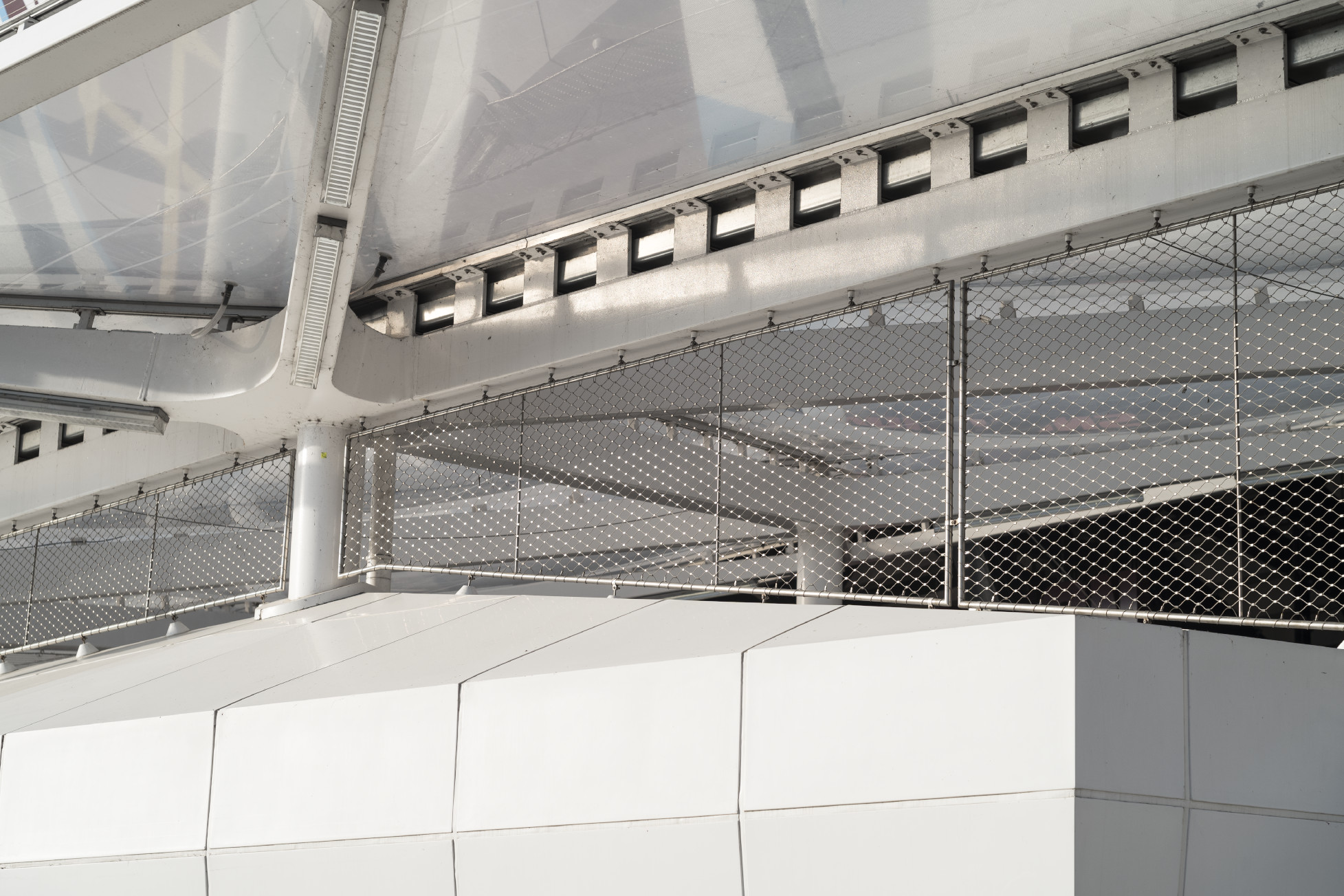 Jakob Webnet Frames at London Stadium
