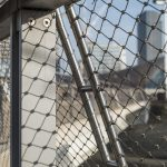Jakob Webnet Wire Mesh Frames for Balustrade