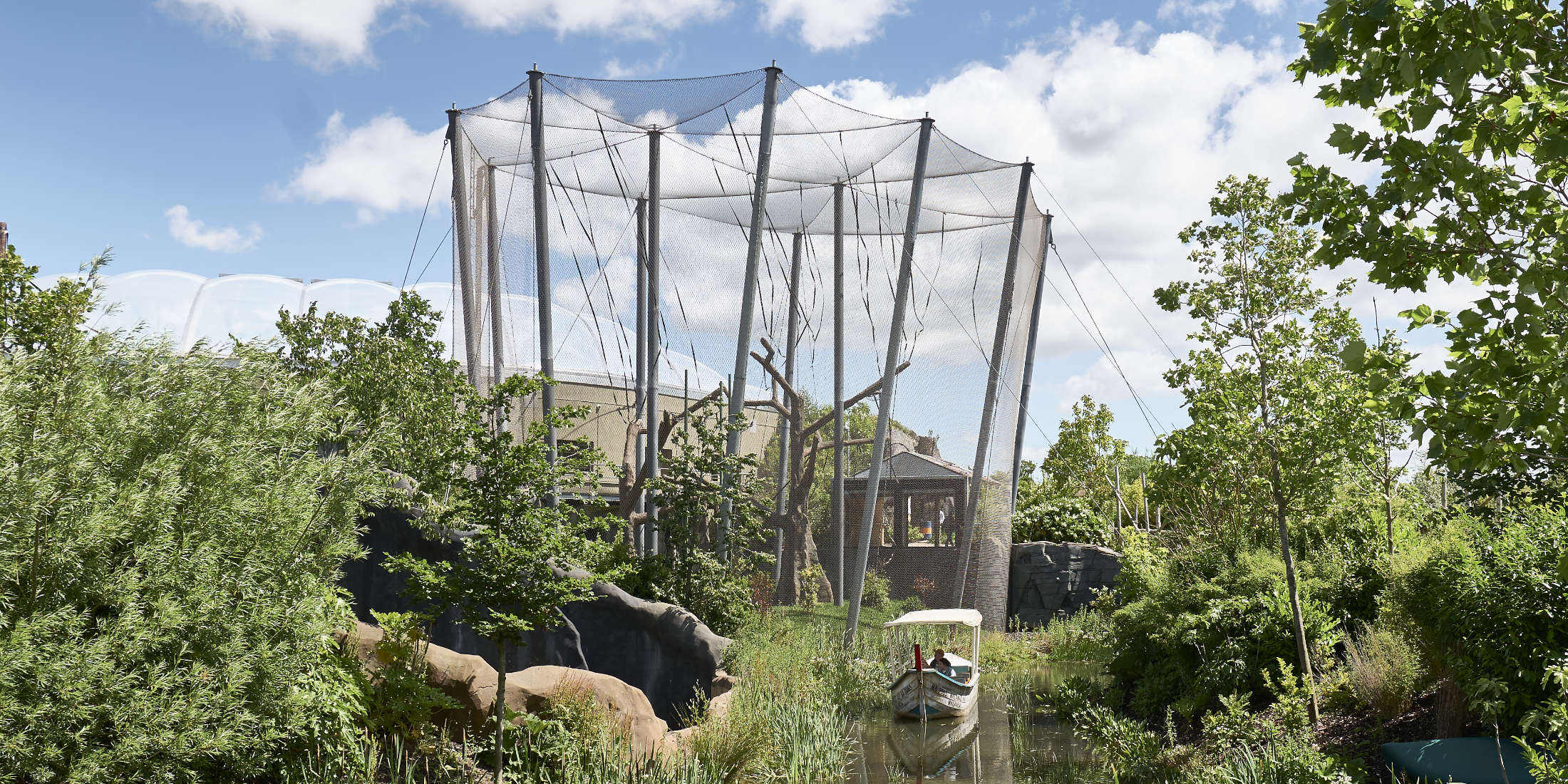 Jakob Webnet Wire Mesh for Animal Enclosures