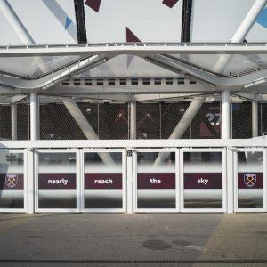 Webnet Frames at London Stadium