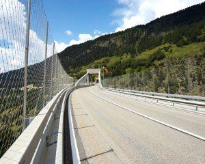 Net for Bridge Safety Using Jakob Webnet